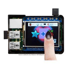 PiTFT Mini 320x240 2.4 Pouce tactile pour Raspberry Pi