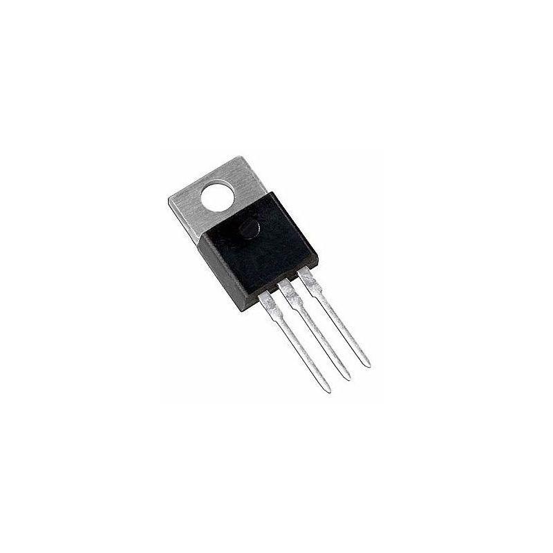 2 Transistors IRF540 MOSFET Channel N 33A 100 V