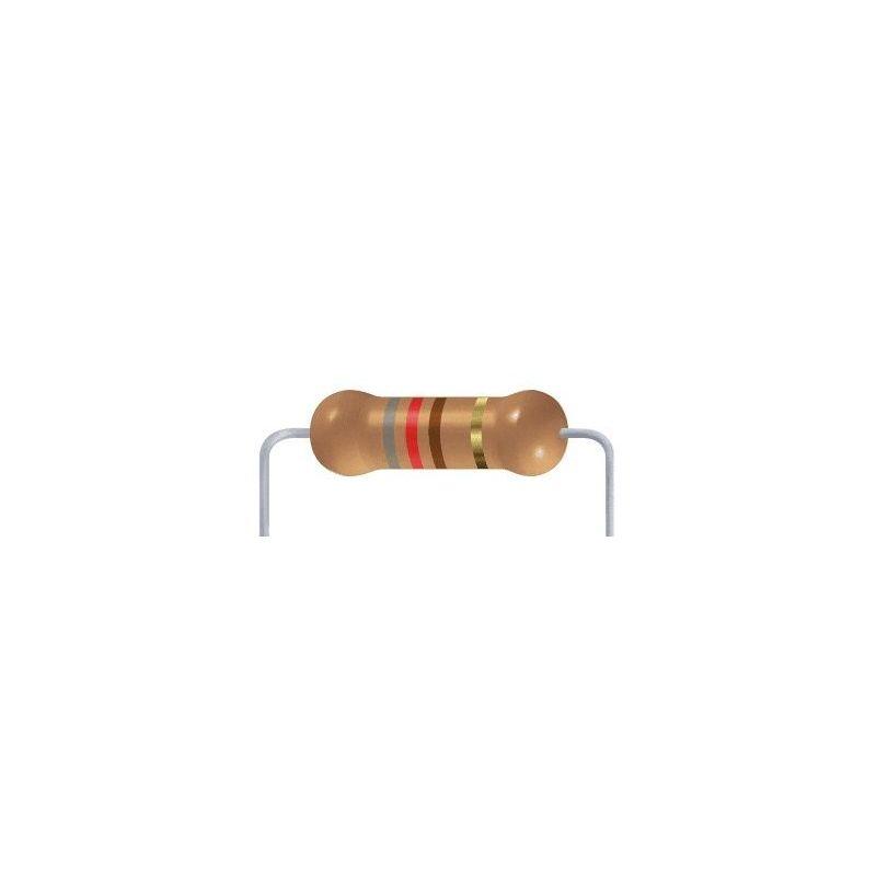 820 Ohms resistor - 10 items