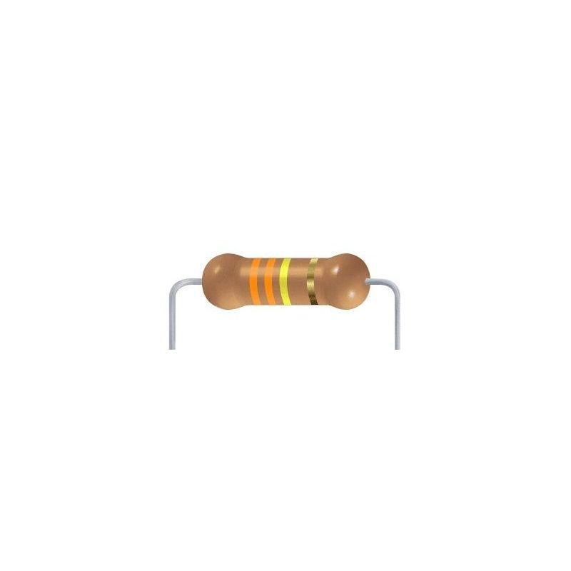 330 KOhms resistor - 10 items