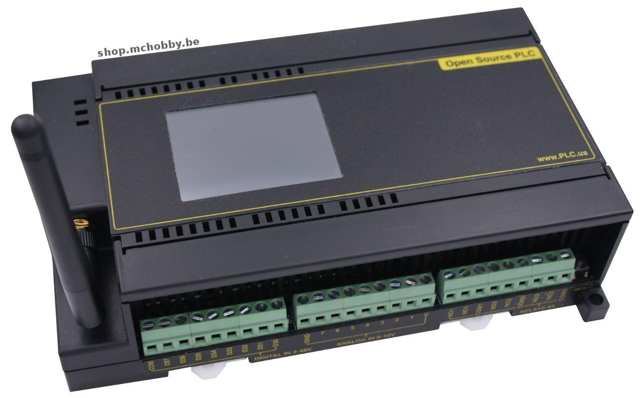 ▷ PLC - Arduino Compatible - MCHobby - Vente de Raspberry