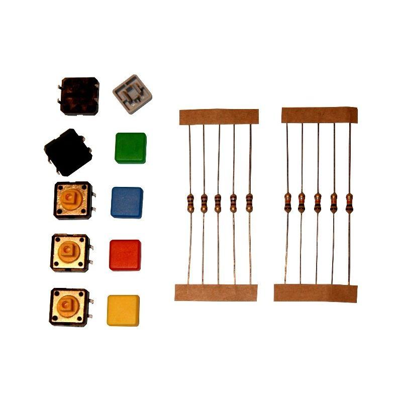Bouton tactile (Mini Kit)