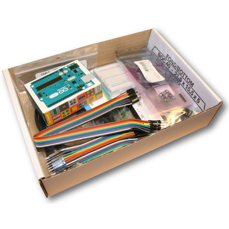Kit Arduino ESERO - Datalogger des données environementales