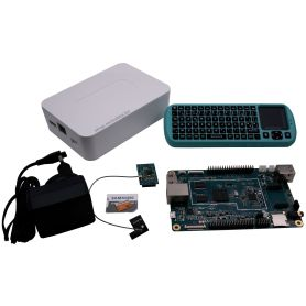 Kit Pine64+ - 2Gb - WiFi - Case - Keyboard - Power Sypply