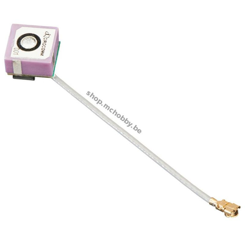 Antenne GPS passive uFL - gain 2dBi
