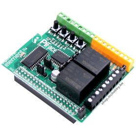 PiFace Digital 2 for Raspberry Pi
