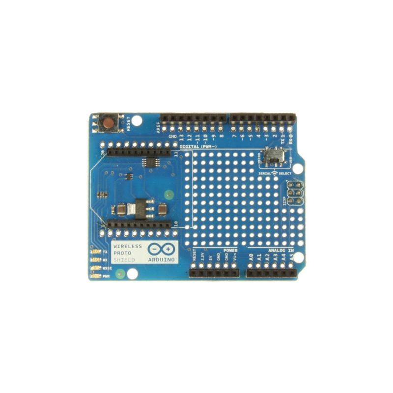 Arduino Wireless Shield + Proto