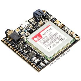 Fona 3G + GPS board - european mobile network