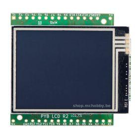 Ecran LCD tactile couleur pour MicroPython PyBoard (V1.1)