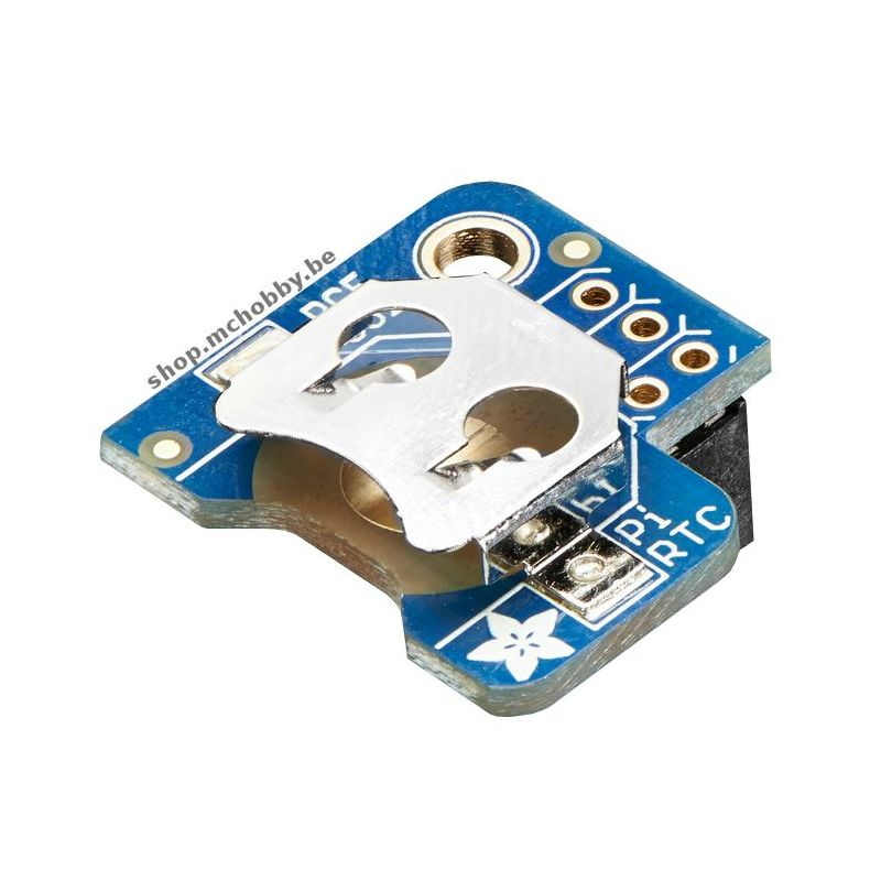 PiRTC - PCF8523 horloge temps réel pour PiReal Time Clock for Raspberry P