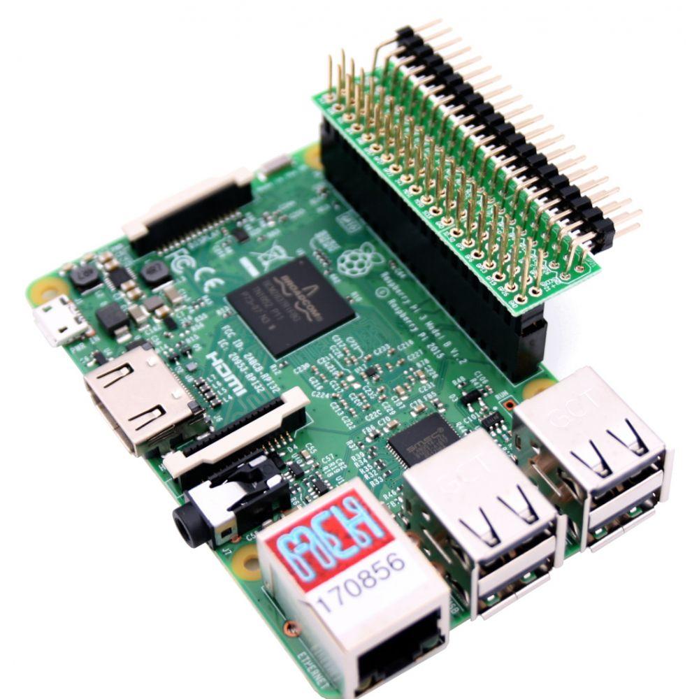 ▷ GPIO duplicator for Raspberry-Pi - MCHobby - Vente de