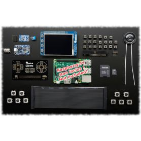 PiGRRL 2.0 Kit - Rétro-gaming portable à base de Raspberry