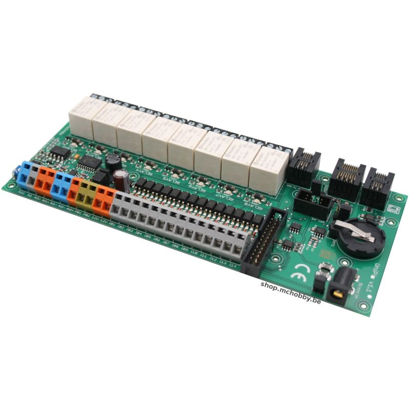 Extension UniPi pour Raspberry-Pi