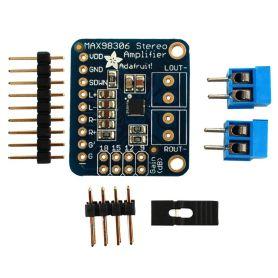 2x 3.7w amplifier - MAX98306 - Class D