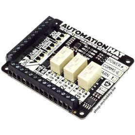 Automation Hat for Raspberry-Pi