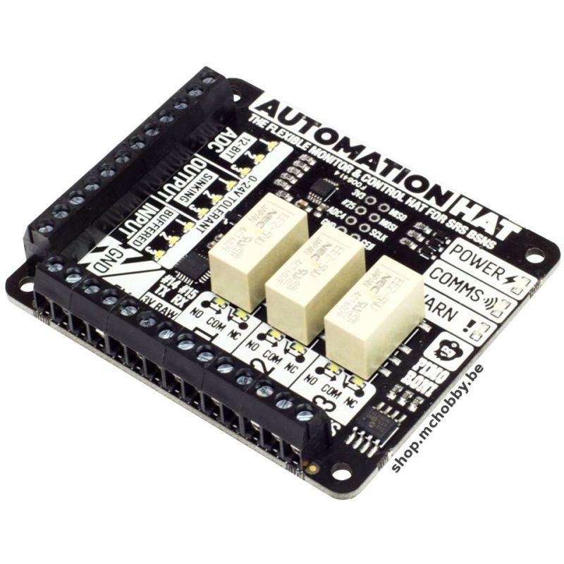 Hat automation pour Raspberry-Pi