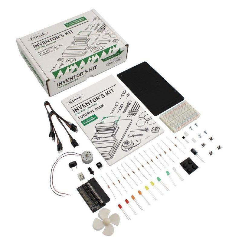 Kit inventeur Kitronic pour Micro:bit
