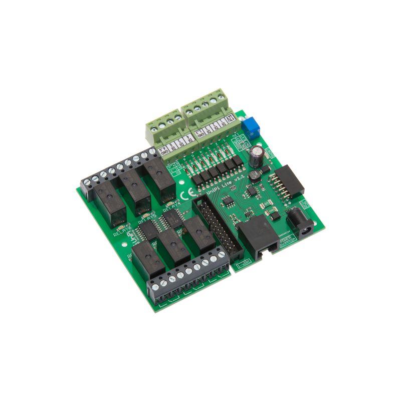 UniPi Lite extension for Raspberry-Pi