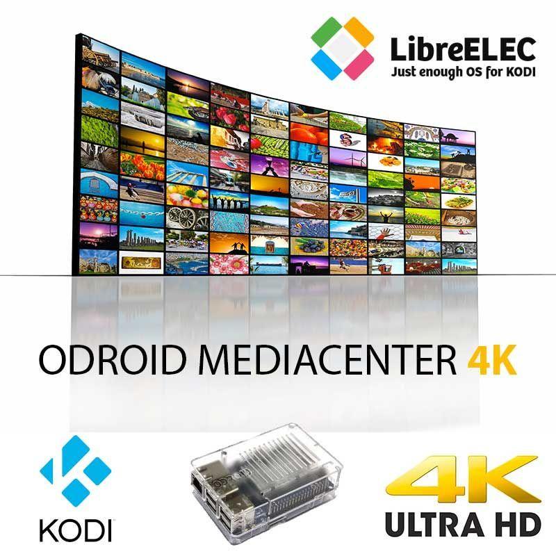 ODroid C2 Multimedia Pack (C2 incl)