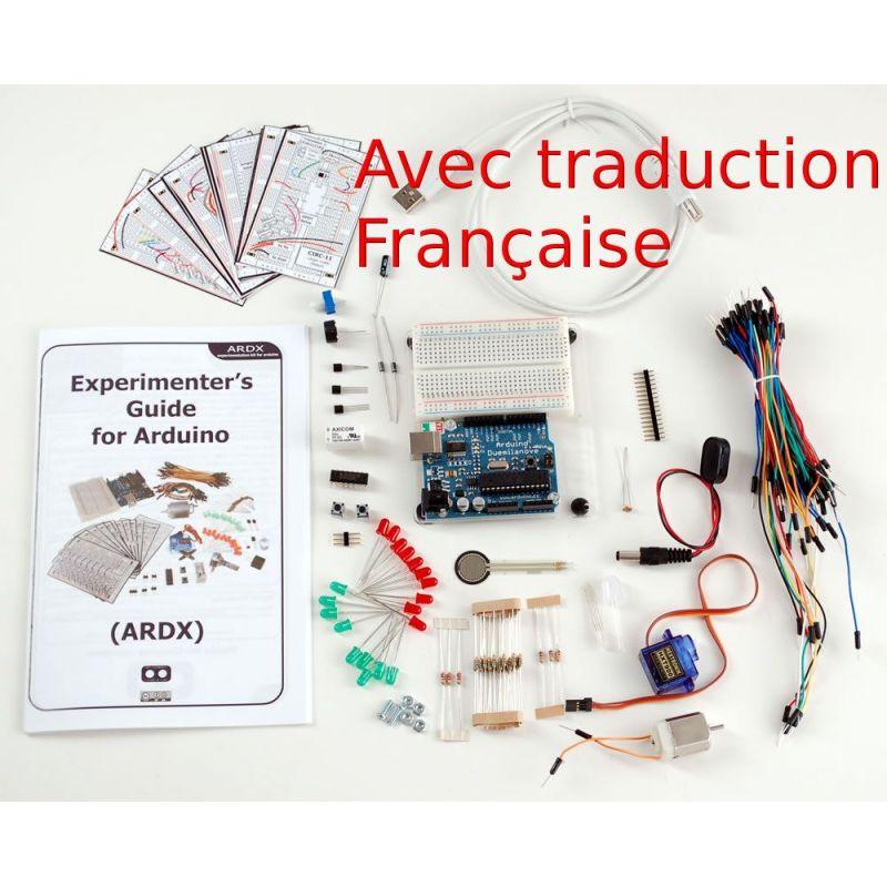 Arduino Pack Noel (Idée Cadeau)