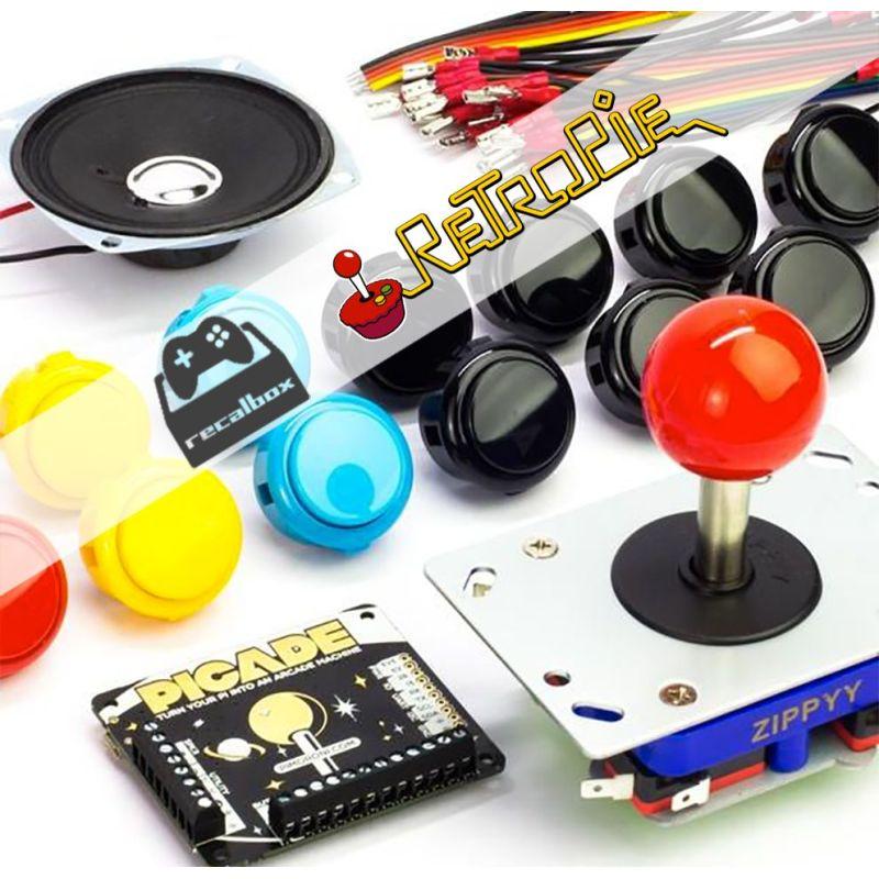 Kit Gaming PiCade Xplorer