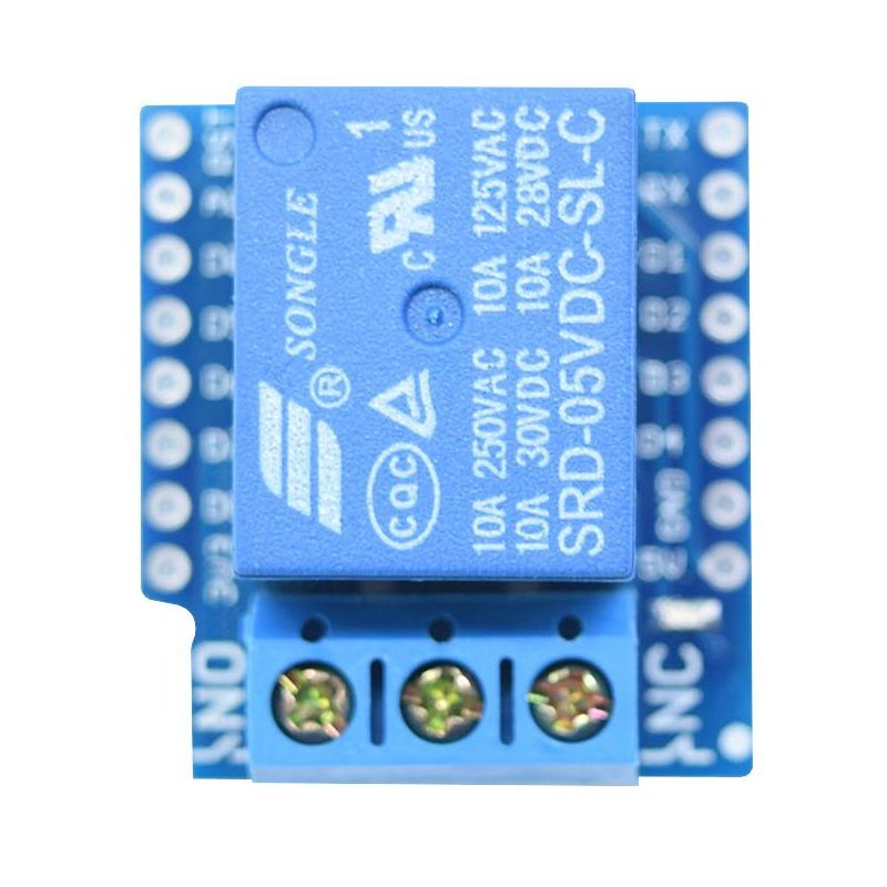 Relay Shield for Wemos D1