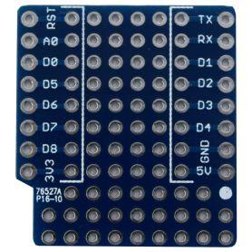 Shield de prototypage pour Wemos D1 Mini