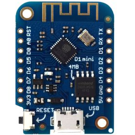 Wemos D1 mini - ESP-8266EX + 4MB flash