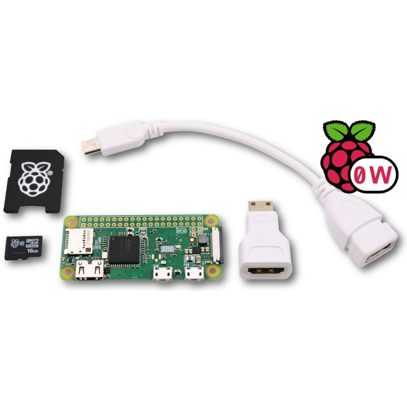 Pi Zero Basic pack