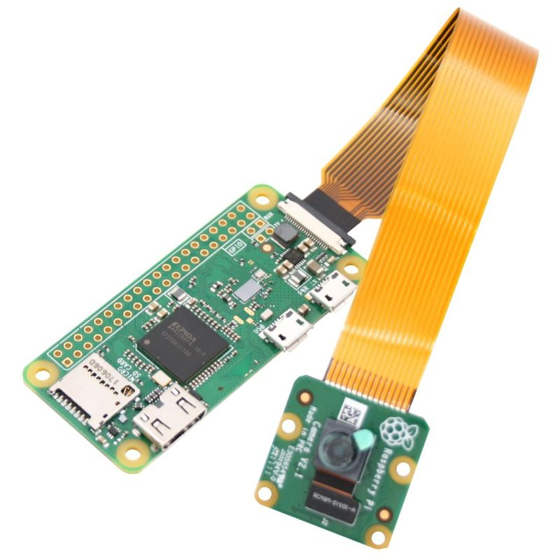Pi Zero wireless + Camera Pi