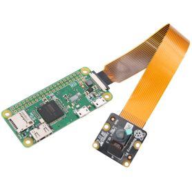 Pi Zero Wireless + Camera NoiR