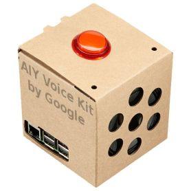 """Kit """"Google AIY Voice"""" pour Raspberry Pi"""