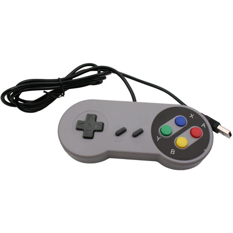 Manette de jeu USB - GamePad type snes