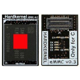 OS Linux pour ODroid C2 - eMMC 32Go
