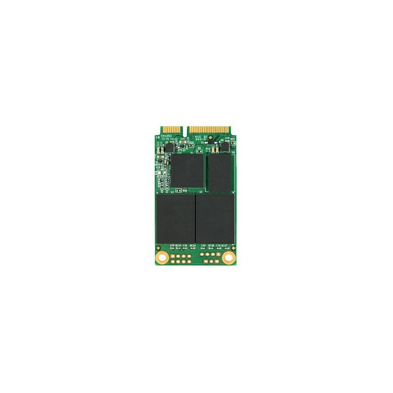128Gb SSD mSata for Pi Desktop (SSD  HD MLC NAND, Transcend MSA370)