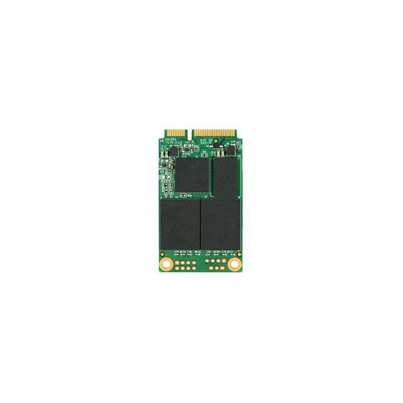 SSD mSata 128Gb pour Pi Desktop (Disque dur SSD MLC NAND, Transcend MSA370)