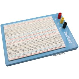 Double Breadboard + support