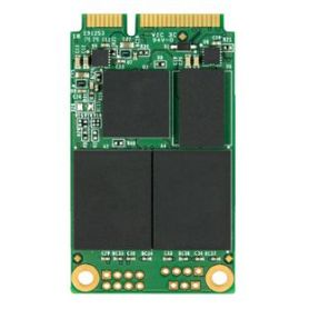 SSD mSata 64Gb pour Pi Desktop (Disque dur SSD MLC NAND, Transcend MSA370)
