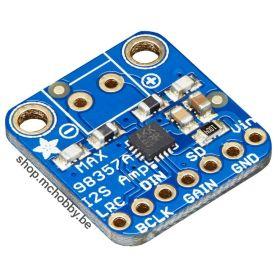 3W I2S Amplifier - MAX98357A - Class D