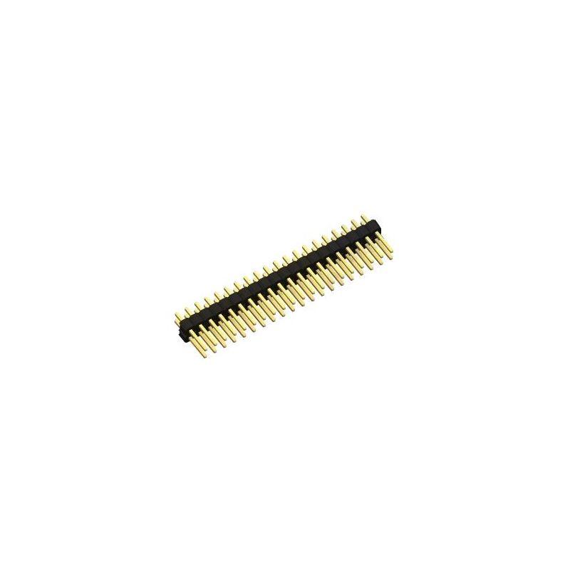 1 x 2x20 male connector (pinHeader)