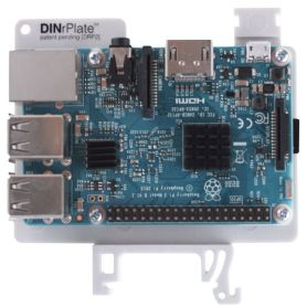 DINrPlate for Raspberry Pi