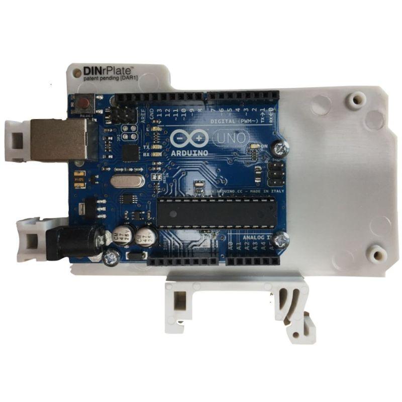 DINrPlate pour Arduino Uno/Mega