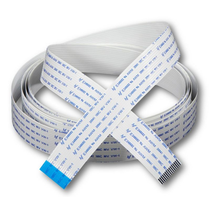 Cable flexible pour Camera Pi - 2m
