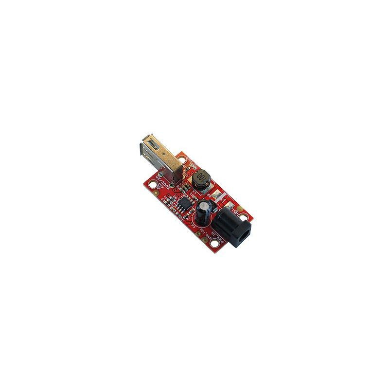 DCDC Converter 5V 2A, Step-down, MP1482DS, automotive