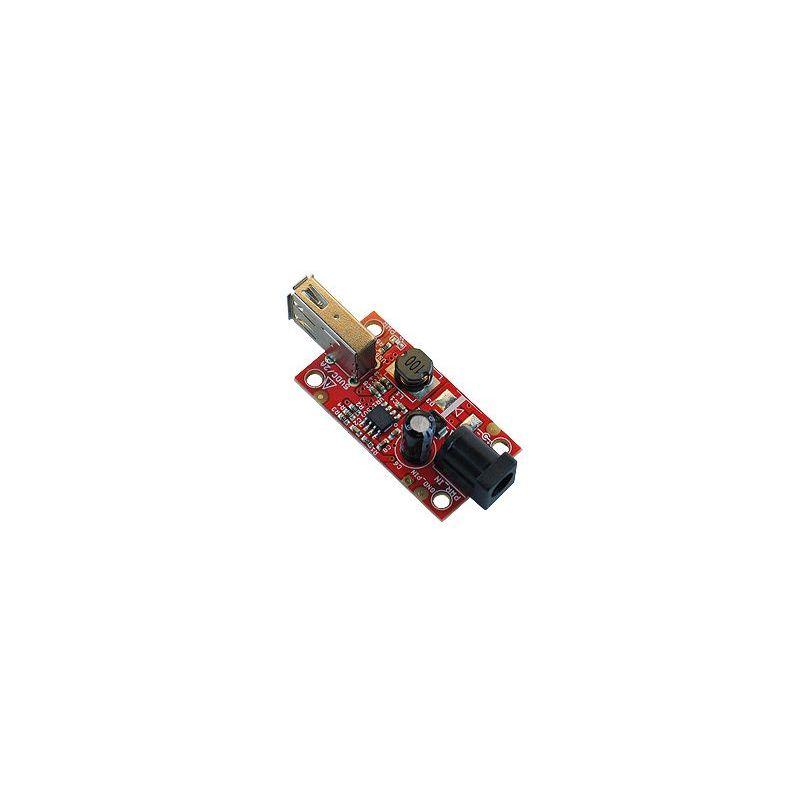 Régulateur 5V 2A, Step-down, MP1482DS, automotive