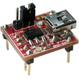 5V / 3.3V breadboard power supply from USB