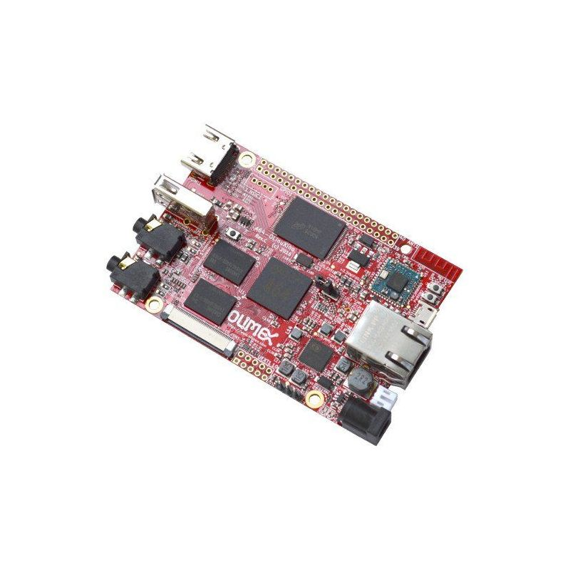 OlinuXino A64 Board - 1GB Ram / 4GB Flash - Wireless
