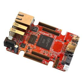 A10 Lime OlinuXino board - 512 Mb Ram - Cortex A8 1 Ghz