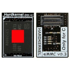 OS Linux pour ODroid C2 - eMMC 128Go