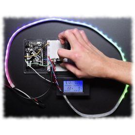 Wattmètre digitial - 6.5 à 100V CC - 20A - Large